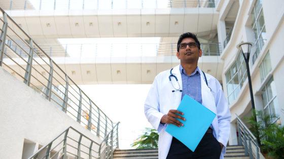 Медицина в Индии
