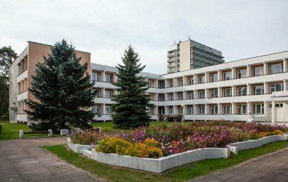 Санаторий Берестье